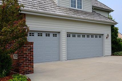 2283 Steel Garage Doors