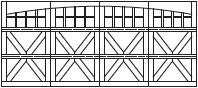 7101d-crossbuck-arch-3sec-32w