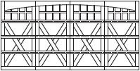 7101d-crossbuck-arch-4sec-32w