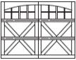 7101s-crossbuck-arch-3sec-16w