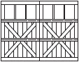 7101s-crossbuck-grooved-3sec-6w