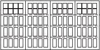 7104d-narrow-panel-square-4sec-32w