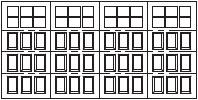 7105d-wide-panel-square-4sec-24w