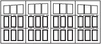 7105d-wide-raised-panel-arch-3sec-12w
