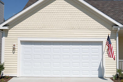 Raised Panel 2216 & 2216-17/4216 Series - Shipley Garage Doors